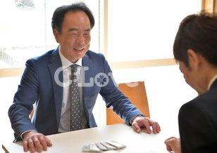 代表取締役 坂本悟とカスタマーコンシェルジュ 小西雅友