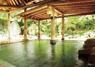 群馬 水上温泉 源泉湯の宿松乃井 ペア1泊2食