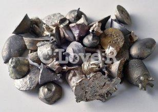 鋳造金属(キャスト屑、バリ)、鋳造金属合金(インゴット、ボタン)