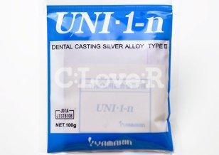 歯科鋳造用銀合金 管理医療機器認証番号221ACBZX0008900 第2種