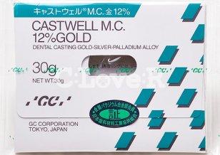 歯科鋳造用金銀パラジウム合金 管理医療機器認証番号220AKBZX00018000 第2種